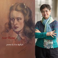 FINISHING LINE PRESS BOOK OF THE DAY: Scar Tissue by Eve Rifkah $14.99, paper https://www.finishinglinepress.com/product/scar-tissue-by-eve-rifkah/ Eve Rifkah is author of Dear Suzanne, the life of artist Suzanne Valadon and Outcasts the Penikese Leper Hospital 1905-1921, chapbook At the Leprosarium. She lives in Worcester, MA with her husband and cat.