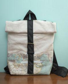Un fantástico y completo tutorial que nos muestra cómo elaborar esta mochila tan chula. ¿Te lo vas a perder?