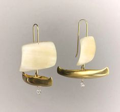 Gabriella Kiss. Jewelry designer extraordinaire. Beautiful artistic sensibility.