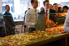 Pizza Rossa - Opening