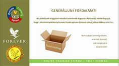 ONLINE TRAINING SYSTEM - Forever Living Products