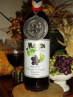 Martin Vineyards on Knotts Island is a family-owned orchard and winery with beautiful water views. Visitors can pick peaches, apples, grapes and pumpkins (in season).