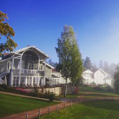 Featured this week on @bacheloretteabc #losbygods is such a dreamy escape only minutes from downtown #oslo and offers the perfect blend of city & nature in the #osloregion @visitosloregion  @losbygods #dehistoriske #historichotels