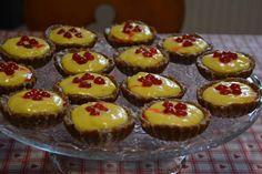 Raw mangové košíčky Thing 1, Cheesecake, Food, Cheesecakes, Essen, Meals, Yemek, Cherry Cheesecake Shooters, Eten