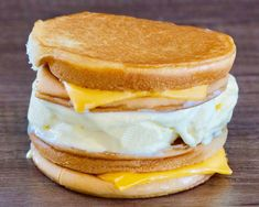Grilled Cheese Ice Cream Sandwiches Prove Sweet Dreams Are Made Of Cheese