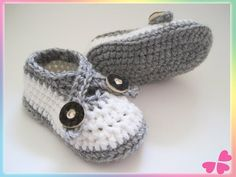Baby Kind, Crochet Baby, Baby Shoes, Slippers, Clothes, Fashion, Free Pattern, Amigurumi, Patterns