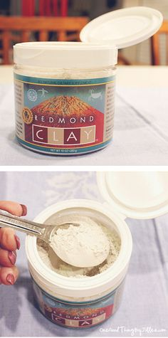 Earth's health and beauty secret! Bentonite Clay! | One Good Things By Jillee