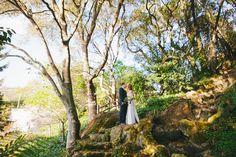 oakland beach house wedding photos