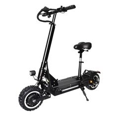 2018 Newest Gotway Electric scooter Dual motor drive, maximum Cross-country wide foetus DT scooter two wheel Electric Scooter, Cross Country, Scooters, Mobiles, Computers, Bluetooth, Headphones, Xmas, Led