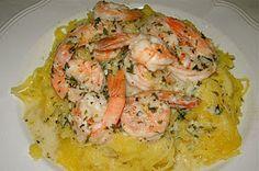 CFSCC presents: EAT THIS!: Paleo Shrimp Alfredo & Spaghetti Squash