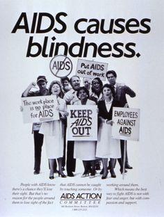 Early AIDS awareness