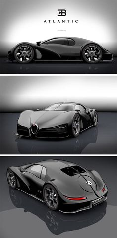 MUST SEE 2017 New car releases '' Bugatti Type 57SC Atlantic' Here are the hottest new cars