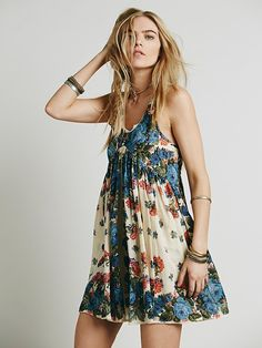 Free People Little Teacup Dress at Free People Clothing Boutique