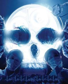 Surgical skull - LOVE THIS
