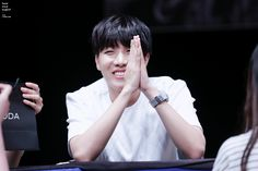 [Picture/Fansitesnap] BTS Fansigning 3rd mini album 화양연화 pt.1 at Apgujeong [150524]