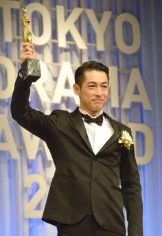 『東京ドラマアウォード2016』で3冠を獲得した『あさが来た』主演の波瑠 (C)ORICON NewS inc.