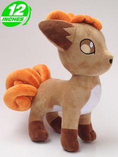 Pokemon Vulpix Plush PNPL9156