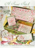 "Gallery.ru / Chepi - Album ""Sue Hillis designs-A sweet stich"" Free Grid and explanations"