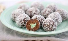 How to make surprise choc-mint balls - Kidspot