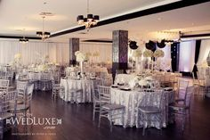 True Love, True Luxury: Shelley & Paul | WedLuxe Magazine www.weddingwowstoronto.ca we are so happy to see our new years wedding featured on WedLuxe