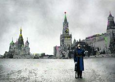 """Nick Walker """"The Morning After Moscow"""" TMA"""