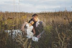 Outdoor Weddings: Jessica & Cody | Indian Springs Metro Park, MI - http://www.diyweddingsmag.com/outdoor-weddings-jessica-cody-indian-springs-metro-park-mi/ | Photographer: Captured Couture,LLC
