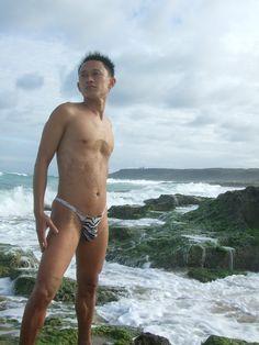 Gay Stud In Thong 69