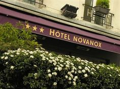 Hotel Novanox 155 Boulevard du Montparnasse