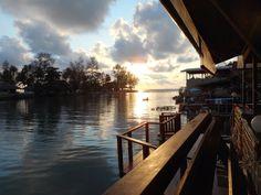 Fishermans villa op koh chang. Klong prao