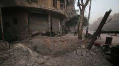 Syria conflict: Spain and France draft Aleppo truce resolution BBC News