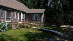 Eastham cottage rental - Exterior of Oak Grove Cottage #2.