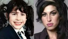Amy Winehouse (Child and Adult)