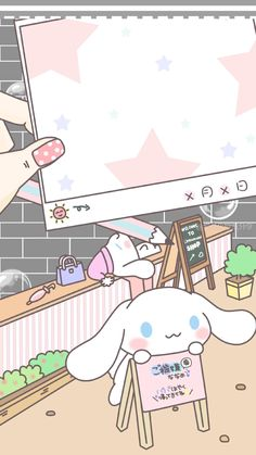 cute wallpapers for mobile with Sanrio characters, Hello Kitty, My Melody, and Gudetama among others! Soft Wallpaper, Sanrio Wallpaper, Cute Wallpaper For Phone, Kawaii Wallpaper, Iphone Wallpaper, Cute Mobile Wallpapers, Cute Cartoon Wallpapers, Animes Wallpapers, Kawaii Doodles