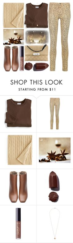 """""""Winter Spice"""" by grozdana-v ❤ liked on Polyvore featuring Blair, Zoe Karssen, Ralph Lauren, ANISE, Chanel, tarte and Dorothy Perkins"""