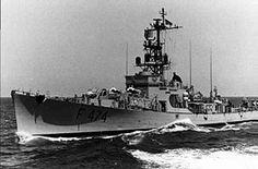 NRP Magalhães Correia, fragata anti-submarina da Marinha Portuguesa da década de 1970.