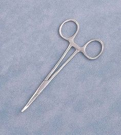 ADC Kelly Forceps Straight 5 1/2 inch Standard