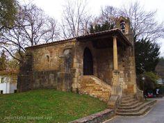 Asturtsalia: El dolmen de Santa Cruz