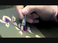One Stroke Lilie - YouTube