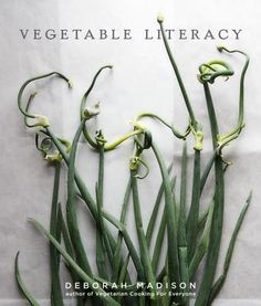 Vegetarian Cookbooks: Keep Vegetable Literacy on your coffee table for instant veggie inspiration, or just to add a sophisticated foodie touch.   Cool Mom Eats
