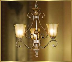 Neo Classical Chandeliers Gallery Model: KB0002-3H