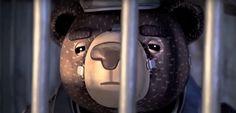 historia de un oso bear story YT