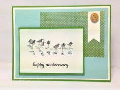 Stamp With Sandy: Wetlands Anniversary