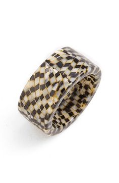Free shipping and returns on L. Erickson 'Stella' Ring at Nordstrom.com. A luminous, subtly varied finish calls attention to a modern, minimalist statement ring.