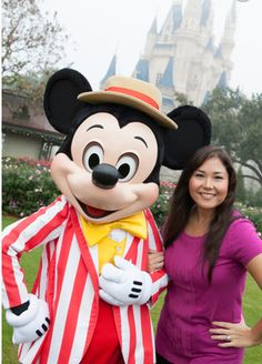 Babes in Disneyland contributor is now also part of the Disney Parks Moms Panel!