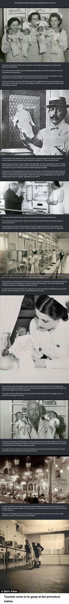 History of premature babies History Memes, History Facts, The More You Know, Good To Know, Faith In Humanity Restored, Mystery Of History, Wtf Fun Facts, Interesting History, My Tumblr