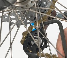 The article will discuss adjustment of rear derailleur limit screws and indexing. Park Tool, Push Bikes, Bicycle Maintenance, Bike Ideas, Bike Trails, Bicycling, Tandem, Choppers, Road Bike