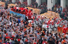 carnival of Ivrea, War of the Oranges