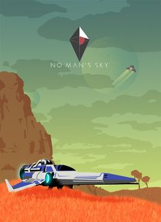 No Man's Sky - Andrew Gamble