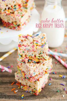 how to make fruity pebble rice crispy treats