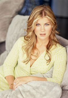 Page by Lesley Bohm - Celebrity Portrait of Days of Our Lives Soap Star Alison Sweeney by Lesley Bohm Photography